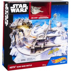 Star Wars Empire Strikes Back Hot Wheels Hoth Echo