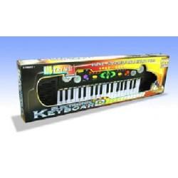 Elektronický klavír 37