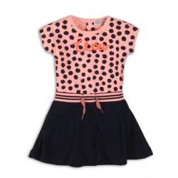 Šaty C- SO FRESH WONDERFUL 74 Pink-Navy