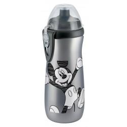 NUK FC Fľaša Sports Cup, Disney - Mickey 450 ml, SI push-pull náustok