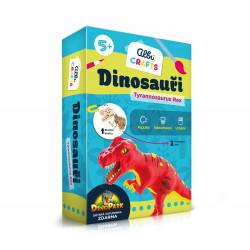 ALBI Dinosaury - Tyrannosaurus Rex - Albi Crafts