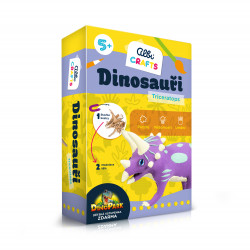 ALBI Dinosaury - Triceratops - Albi Crafts