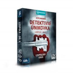 ALBI Detektivní únikovka - Leopold díl 3.