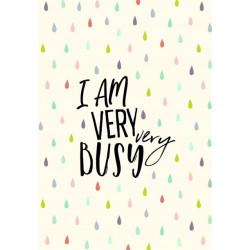 ALBI Diář denní I'm busy