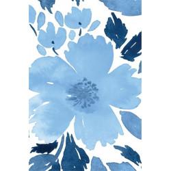 ALBI Luxusný diár - Kvetinový