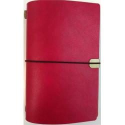 ALBI Luxusný diár - Červený