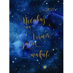 Motivačný diár - Vesmír