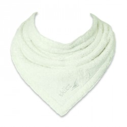 Skibz podbradník / slintáček organická bavlna Vanilla
