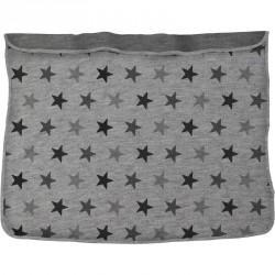 Dooky deka Blanket Grey Stars