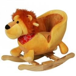 BabyGo hojdacie zvieratko Levíček