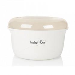 Babymoov sterilizátor do mikrovlnné trouby Cream