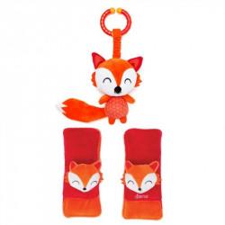 Chránič pásu Soft Wraps™ & Toy Fox