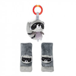 Chránič pásu Soft Wraps™ & Toy Racoon