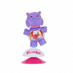 Hračka s prísavkou HIPPO Hildi