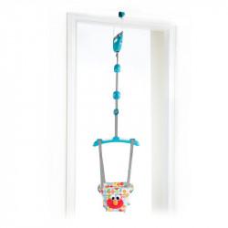 Skákadlo do dverí I Spot Elmo!™ 6m+, do 12kg, 2020