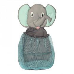 Bo Jungle síť na hračky do vany Elephant