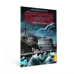 ALBI Kniha Útěk z Alcatrazu (Únikovka)