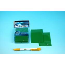 Obaly na hrací karty - zelená (SOLID MATRIX GREEN)