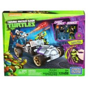 Mega Bloks želvy Ninja závodné auto 129ks