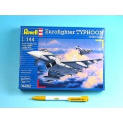 Plastic ModelKit letadlo 04282 - Eurofighter TYPHOON (1:144)