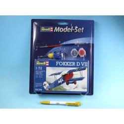 ModelSet letadlo 64194 - Fokker D VII (1:72)