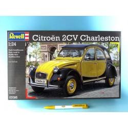 Plastic ModelKit auto 07095 - Citroën 2CV (1:24)