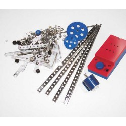 EITECH Supplement Set - C115 Gear box with Motor for C31
