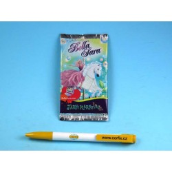 BELLA SARA Jarní karneval - karty (TOPPS - TOp Produkt Pro Sběratele)