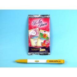 BELLA SARA Kouzelní Chibis - karty (TOPPS - TOp Produkt Pro Sběratele)
