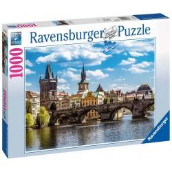 Praha: Pohľad na Karlov most 1000 dielikov