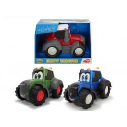 Traktor Happy 25 cm, 2 druhy