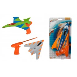 Vystrelovací lietadlo, 3 druhy