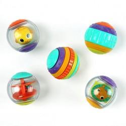 Hračka Shake & Spin Activity Balls,3m+