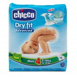 Plienky Chicco Maxi 8-18kg 19ks