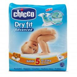 Plienky Chicco Junior 12-25kg 17ks