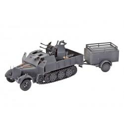 Plastic ModelKit tank 03195 - Sd.Kfz. 7/1 (1:72)