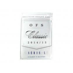 OFS CARDS 2015 (TOPPS - TOp Produkt Pro Sběratele)