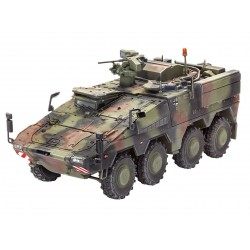 Plastic ModelKit military 03209 - GTK Boxer FüFz A1 (1:72)