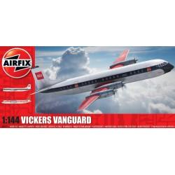 Classic Kit letadlo A03171 - Vickers Vanguard (1:144) - reedice