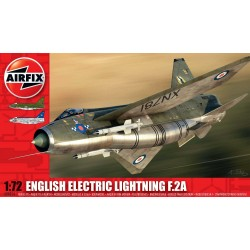 Classic Kit letadlo A04054 - English Electric Lightning F2A (1:72)
