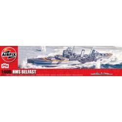 Classic Kit loď A04212 - HMS Belfast (1:600)