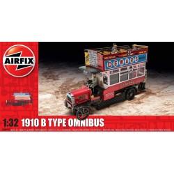 """Classic Kit autobus A06443 - """"B"""" Type Omnibus (1:32)"""