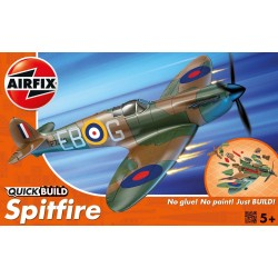 Quick Build letadlo J6000 - Supermarine Spitfire