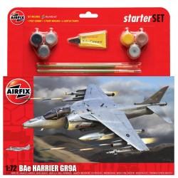 Starter Set letadlo A55300 - Bae Harrier GR9 (1:72)
