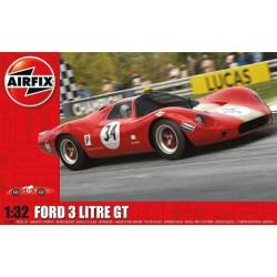 Starter Set auto A55308 - Ford 3 Litre GT (1:32) - reedice