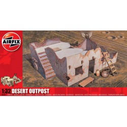 Classic Kit diorama A06381 - Desert Outpost (1:32)