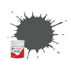 Humbrol barva akryl AB0027 - No 27 Sea Grey - Matt - 12ml