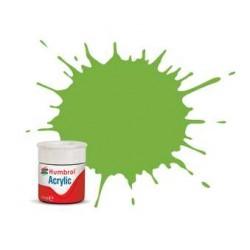 Humbrol barva akryl AB0038 - No 38 Lime - Gloss - 12ml