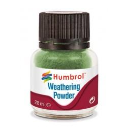 Humbrol Weathering Powder Chrome Oxide Green AV0005 - pigment pro efekty 28ml