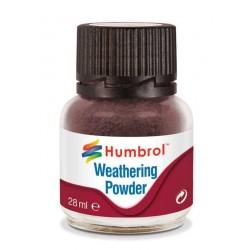 Humbrol Weathering Powder Dark Earth AV0007 - pigment pro efekty 28ml